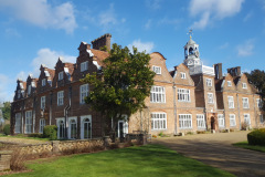 Rothamsted Manor Exterior Corner