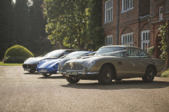 Rothamsted Manor Cars