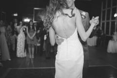 Wedding Reception dance floor set up at Rothamsted Manor Harpenden, Hertfordshire© Weddingly
