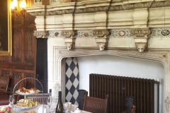 Delicious afternoon teas served in the historical surroundings of Rothamsted Manor in Harpenden, Hertfordshire