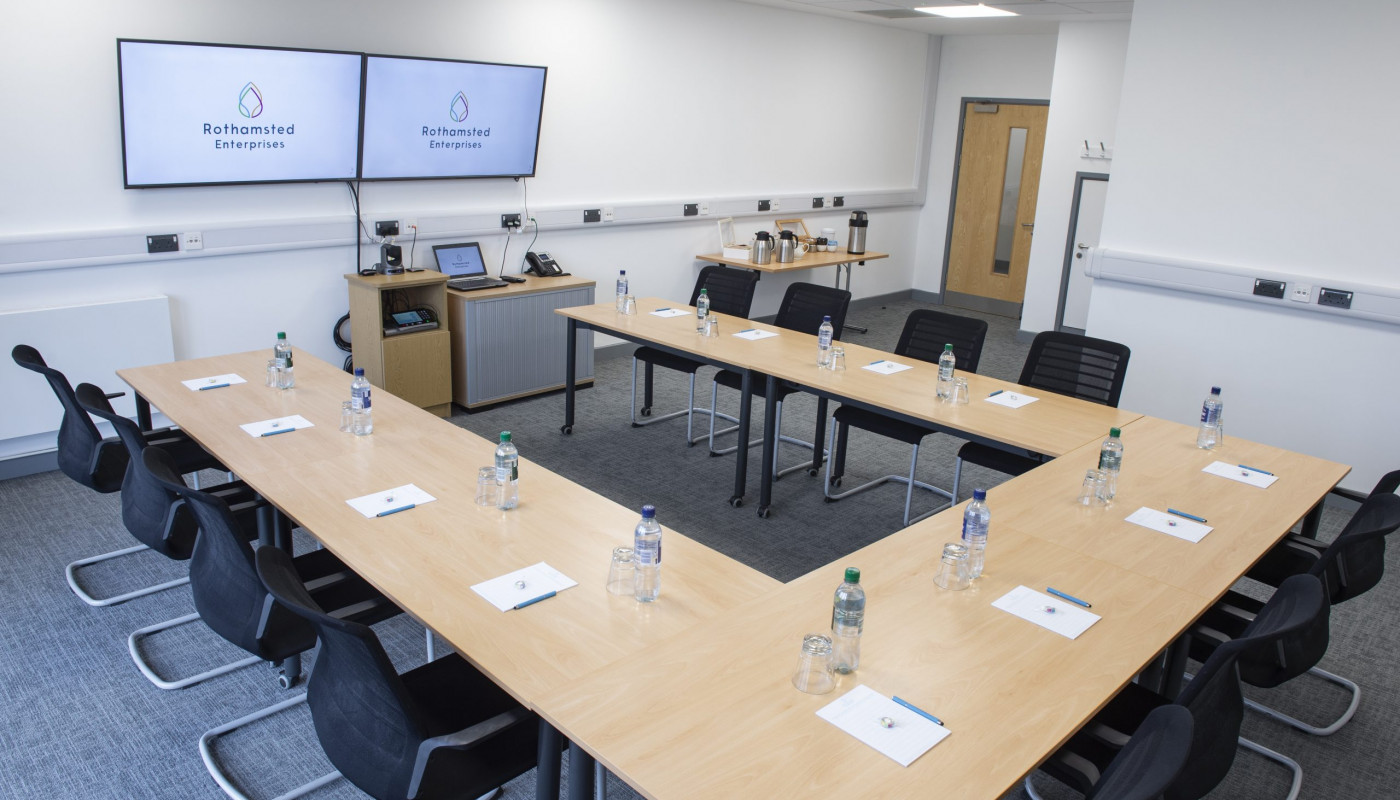 Pirie Suite rothamsted Conference Centre
