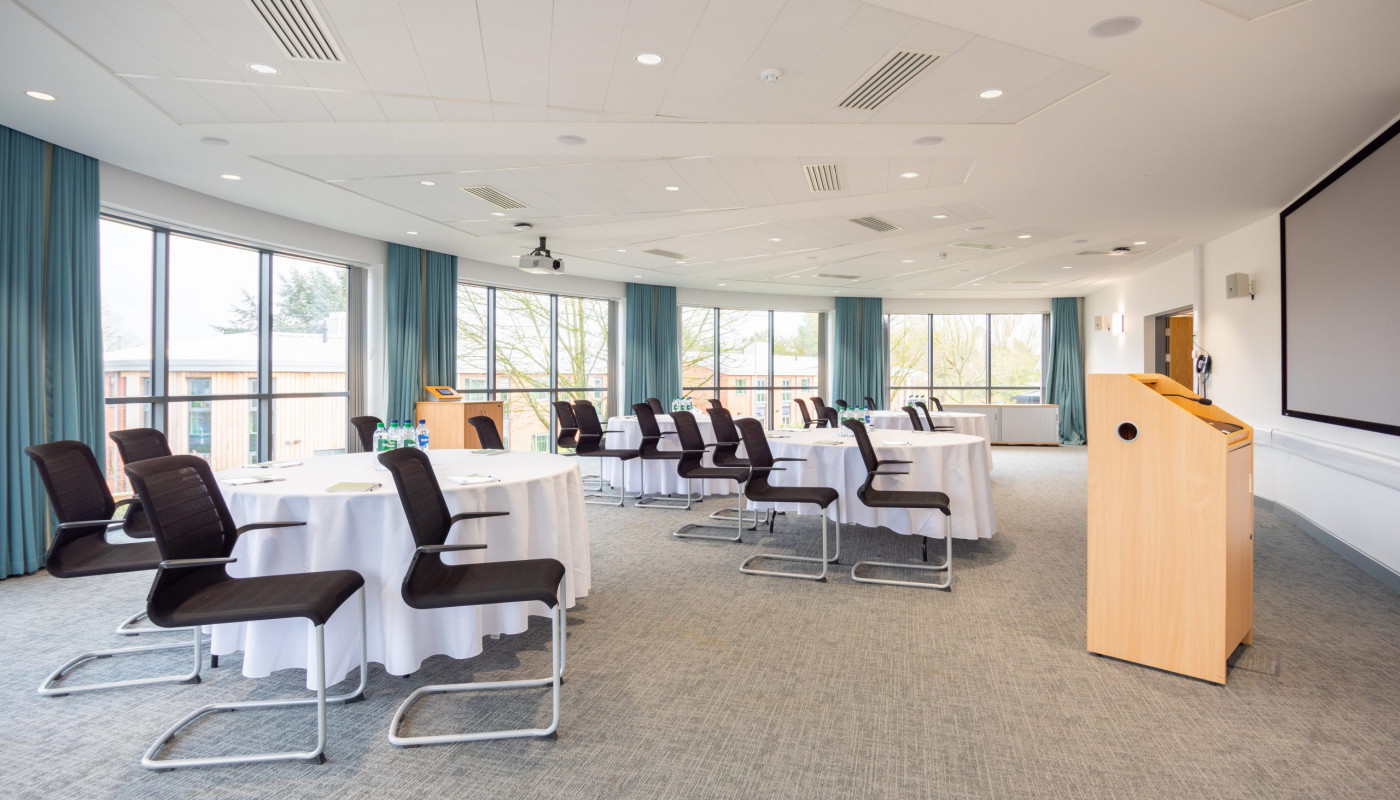 Rothamsted Conference Centre Brenchley Suite