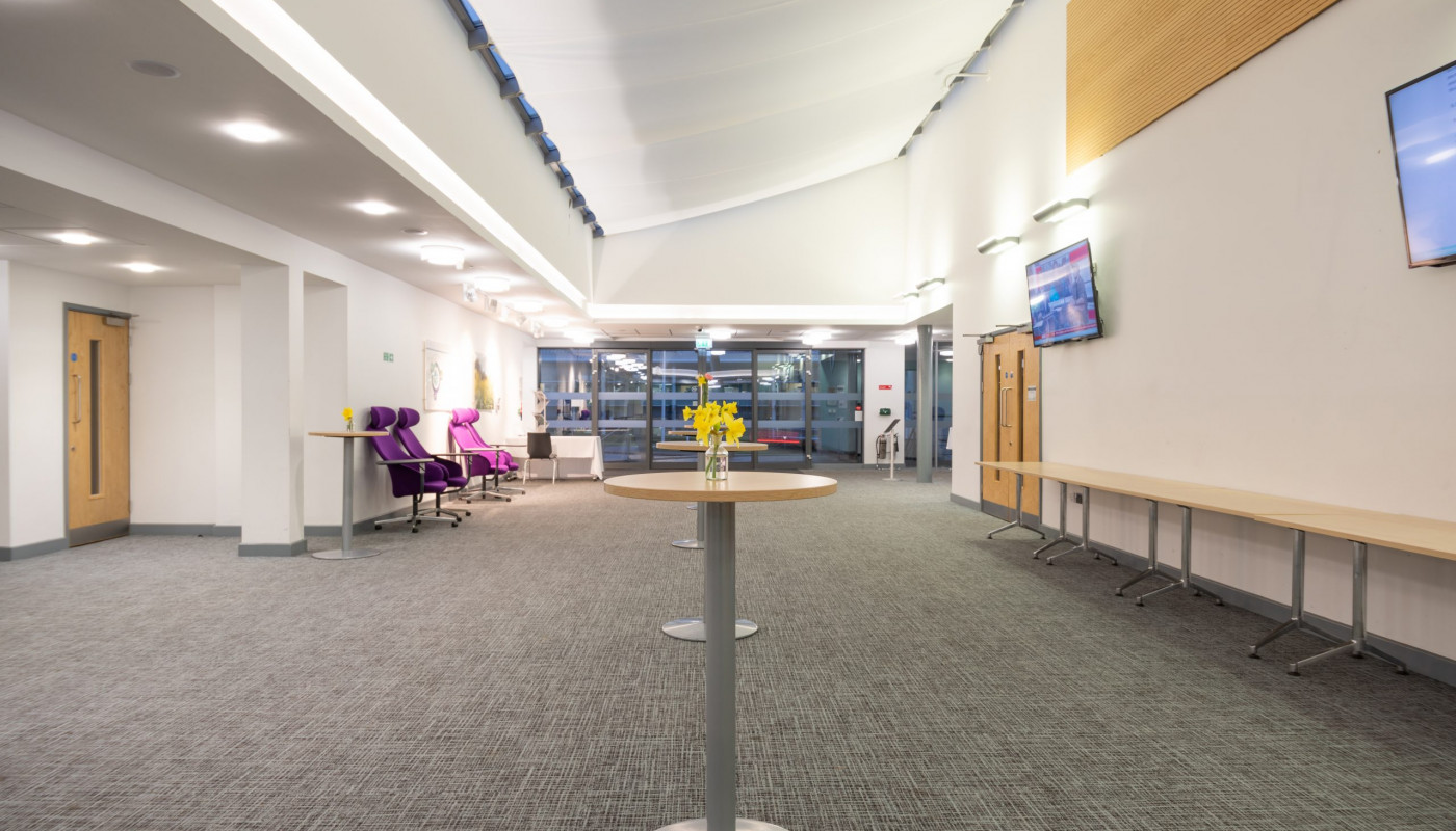 Rothamsted Conference Centre Plaza Foyer