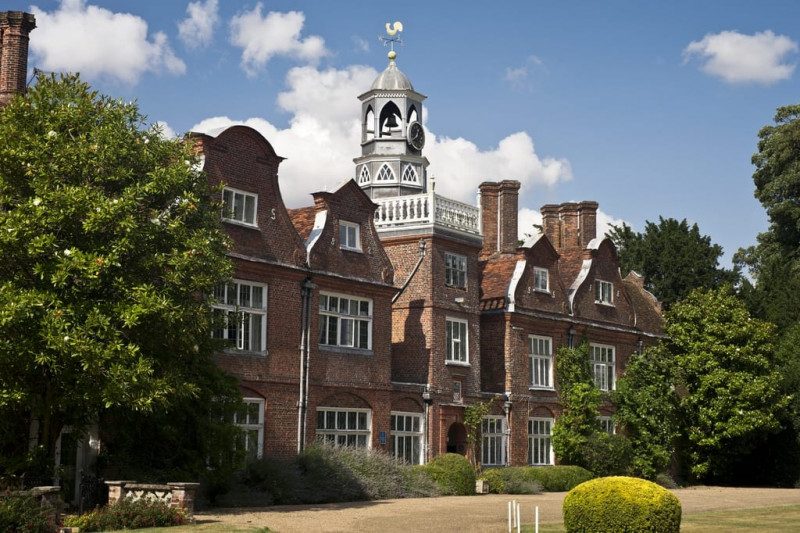 Wedding Ceremonies for up to 15 people now available at Rothamsted Manor in Harpenden