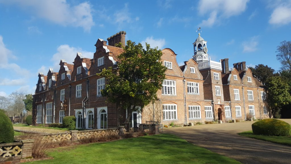 Rothamsted Manor exterior