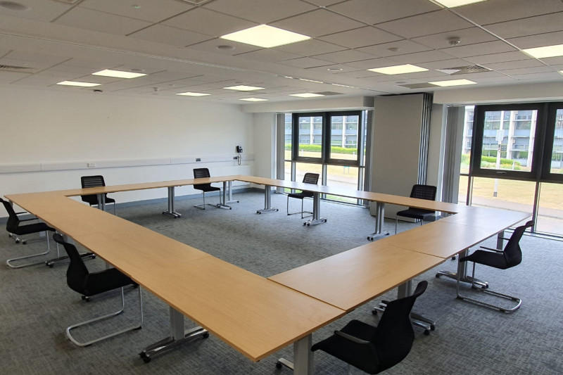Can business events run at Rothamsted Conference Centre during lockdown?