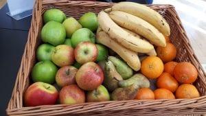 Rothamsted Restaurant fruit