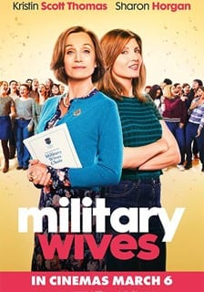 Film Night at Rothamsted Conference Centre – Military Wives(12A)