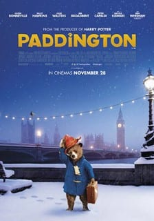 Half term films at Rothamsted Conference Centre – Paddington (PG)