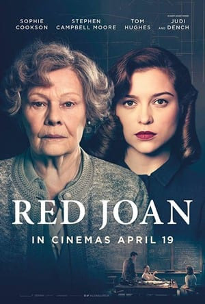 Film Night at Rothamsted Conference Centre – Red Joan (12A)